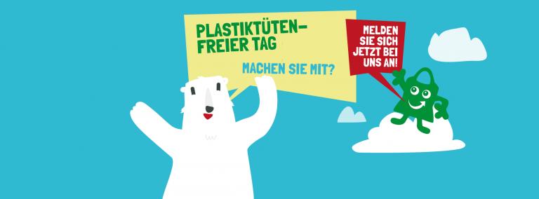 Aktion Plastiktütenfreier Tag